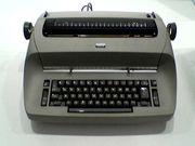 IBM Kugelkopfschreibmaschine Mod 721