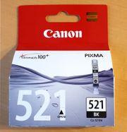 2 original Canon Druckerpatronen 521