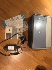 HP Drucker und Scanner