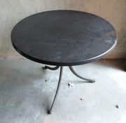 Gartenstühle -Runder Tisch - Auflagen
