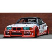 BMW E36 Kotflügelverbreiterung hinten GTR-Style
