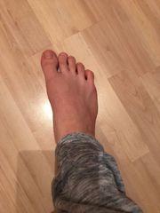 Leckere Füße gegen TG