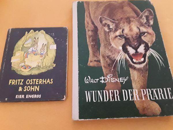 Antiquarische Kinderbücher Fritz Osterhas Onkel