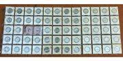 Max Planck - Komplettsammlung 58 Münzen