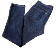 Dunkelblaue Old Navy Herren-Jeans 32x34