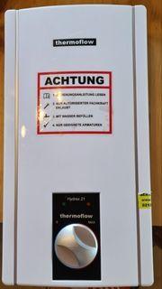 21KW Durchlauferhitzer