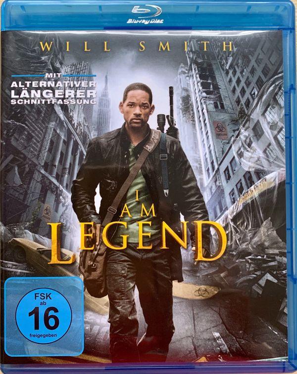 Will Smith I am Legend