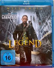 Will Smith I am Legend