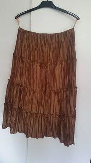 Sehr schöner plissierter Trachtenrock Dirndlrock