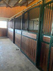 Pferdeboxen Pferdeställe Pferdestall Innenboxen Markenqualität