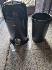 Wesco Abfallsammler 12 Liter H