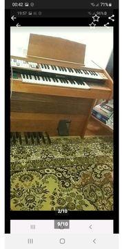 Wurlitzer Orgel sehr gut erhalten