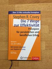 Business- Investmentbücher - Stephen Covey Gerd