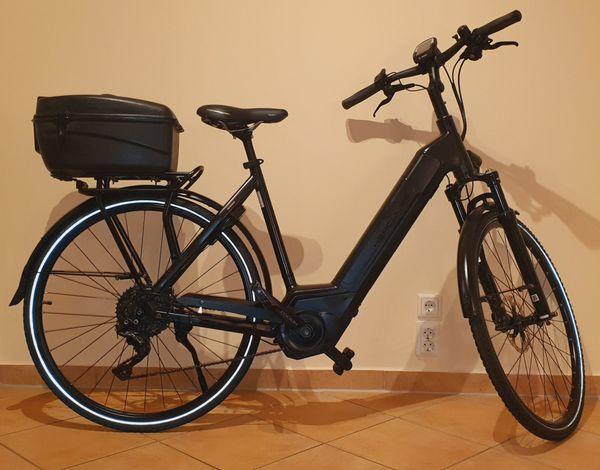 E-Bike Hercules Futura Pro 1