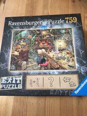 Exit Puzzle Hexenküche