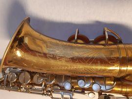 Blasinstrumente - Alt Saxophon Martin Handcraft skyline