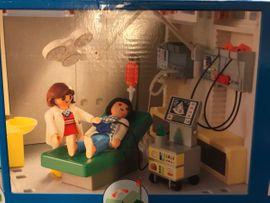 Bild 4 - Playmobil 4404 - Großes Krankenhaus mit - Karlsruhe Kirchfeldsiedl.