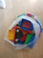 100 gemischte lego duplo Steine