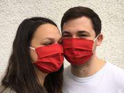Masken aus Bio-Baumwolle