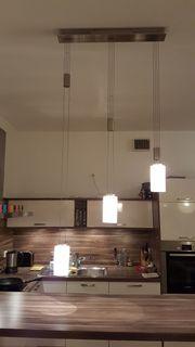 Hochwertige Pendelleuchte Lampen einzeln höhenverstellbar