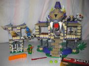 LEGO NINJAGO Tempel der Anacondrai