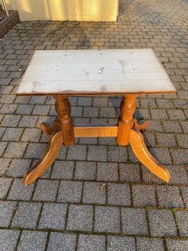 Original Tischfüße aus Eiche für: Kleinanzeigen aus München Feldmoching-Hasenbergl - Rubrik Restposten, gewerblich