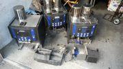 3 mal WMF Bistro Kaffeevollautomat
