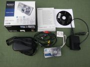 Sony Cybershot DSC-W570 Digitalkamera Zubehör