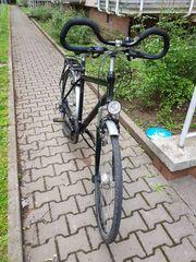 2x Fahrräder Herren Damen