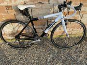 Damen Rennrad Rose gebraucht