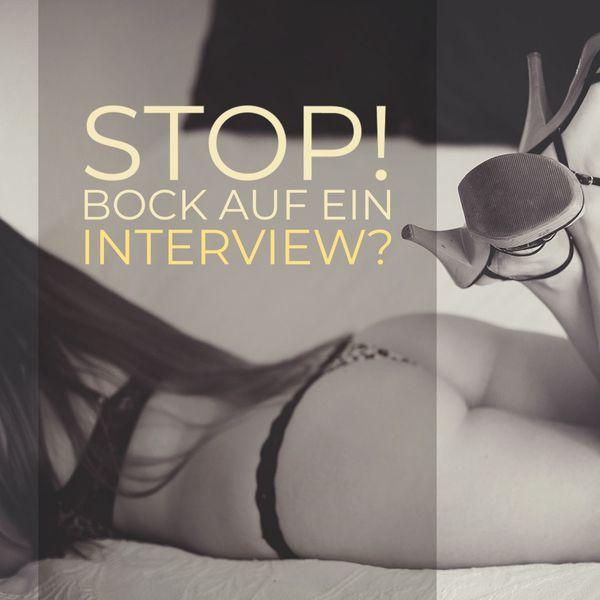INTERVIEW Hey Babe Ich suche