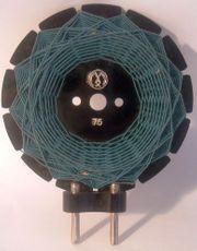 Korbspule Wabenspule Steckspule Röhrenradio Detektor