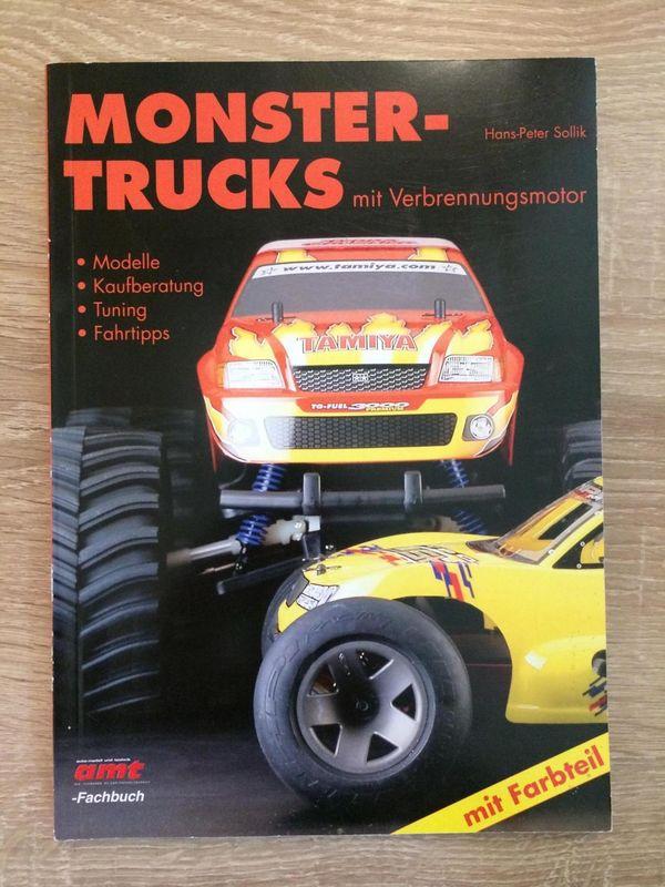 Monster Trucks mit Verbrennungsmotor