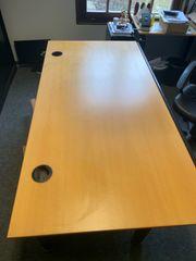 VITRA Schreibtisch 180x90 cm