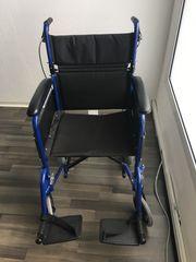 Rollstuhl NEU