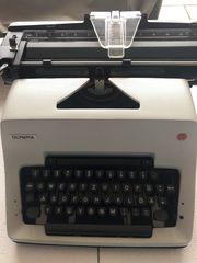 Büroschreibmaschine