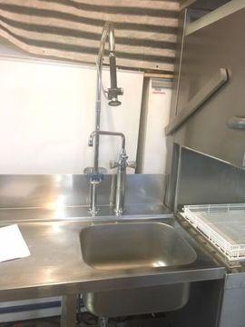 Winterhalter GS 501 Haubenspülmaschine mit: Kleinanzeigen aus Bruckmaier - Rubrik Gastronomie, Ladeneinrichtung