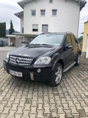 Mercedes ML 320 AMG Optik