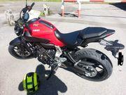 MT-07 ABS - Yamaha - rot- mit