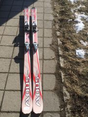 Ski CARVING SNOW TWIN-TIP Lange