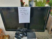 Philips Fernseher inkl neuem Receiver
