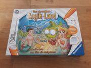Tiptoi Spiel Das versunkene Logik-Land
