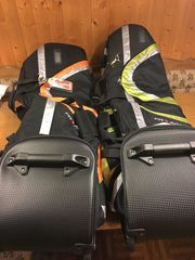2 Golf Travelcover ProAce
