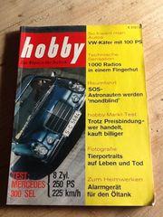 Verschiedene Hobby Magazin der Technik