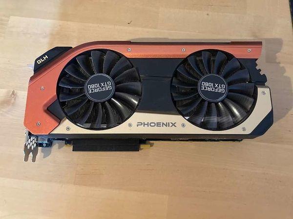 Gainward Phoenix Nvidia GeForce GTX