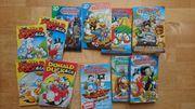 Sammlung Donald Duck Bücher