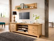 NEU Lowboard Sideboard Massiv-Holz TV-Kommode