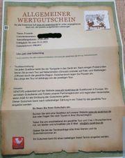 Gutschein Quadtour 500 euro