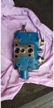 Steuerschieber Bosch Rexroth 19167103 Pel