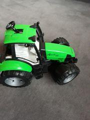 Traktor AGCOTION 200 Deutz-Fahr